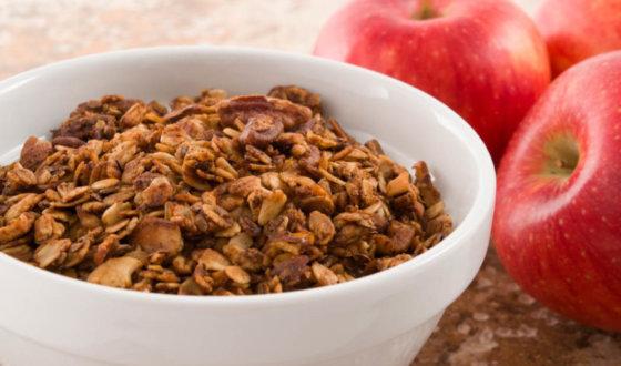 apple granola recipe